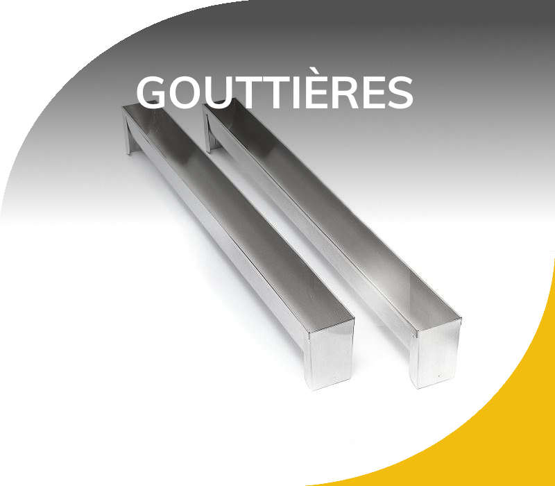 Moules Inox 304 - Gouttieres