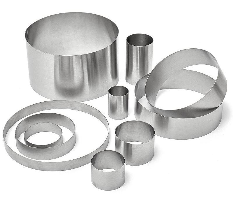 Moules Inox 304 Cercles